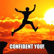 Facing obstacles with confidence