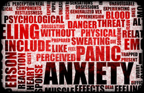 anxiety & family Therapy