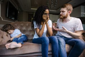 Marriage Counseling, After an affair
