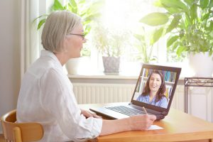 Online psychotherapy, web-counseling