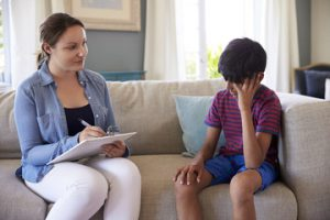 Family Therapy, Communication & Children