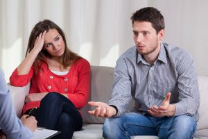 Marriage Therapy, Marriage & Conflicts