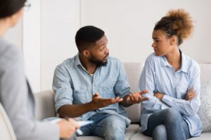 Couples Therapy, Couples & conflicts
